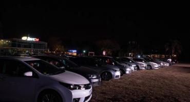 La Ciudad habilita desde este lunes cine publicitario, garajes y espectáculos desde los autos
