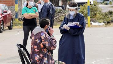 Coronavirus en Santa Fé: hay más de 5 mil infectados y una
