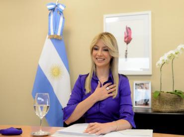 Fabiola Yáñez asumió como presidenta del consejo asesor del programa