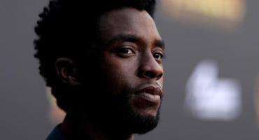 "Murió el actor Chadwick Boseman, protagonista de ""Pantera Negra"""
