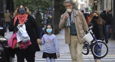Coronavirus en Argentina: 53 nuevos fallecimientos y son 9.912 los muertos