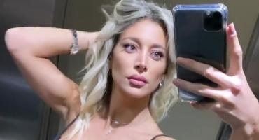 Sol Pérez, más sexy que nunca con una selfie en el ascensor