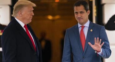 Guaidó confía en que EEUU mantenga la presión contra Nicolás Maduro