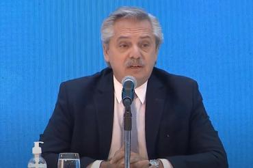 Alberto Fernández oficializó fin de reestructuración de deuda: