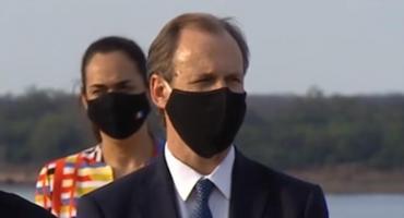 Gustavo Bordet, gobernador de Entre Ríos, tiene coronavirus: