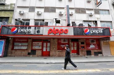 Por la crisis del coronavirus, cerró el histórico restaurante Pippo