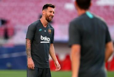 Lionel Messi se queda en Barcelona y va en busca de nuevos récords