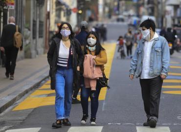 Coronavirus en Argentina: 8.841 nuevos contagios y 206 muertes