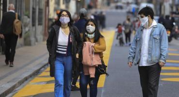 Reportan poco más de 8 mil nuevos casos por coronavirus y 213 muertes en el país