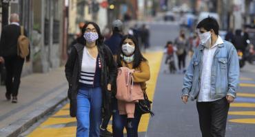 Coronavirus en Argentina: 7.477 nuevos contagios y 155 muertes en las últimas 24 horas