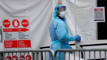 EE.UU. registra el máximo de contagios diarios de coronavirus desde mediados de agosto