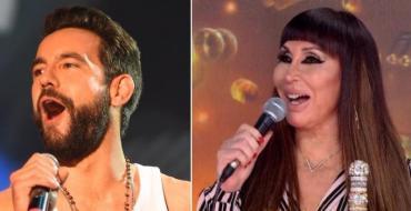 Cantando 2020: Moria Casán reveló que recibió una foto hot de Agustín Sierra