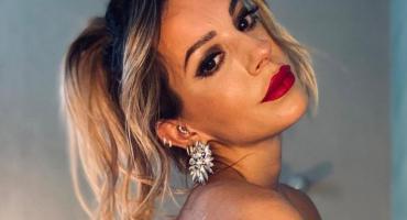 Noelia Marzol prendió fuego Instagram con foto ultra hot en conjunto erótico