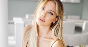 Evangelina Anderson subió un video hot a Instagram