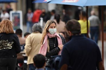 Coronavirus: Por primera vez Buenos Aires fue desplazada del segundo lugar de contagios por Santa Fé