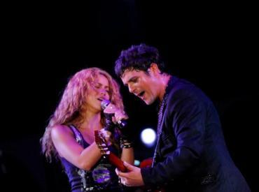 Los videos que demostrarían que entre Shakira y Alejandro Sanz hubo más que una amistad