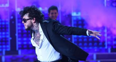 Alexander Caniggia debutó en el Cantando 2020 con insólitas críticas a Laurita y Ángel de Brito: