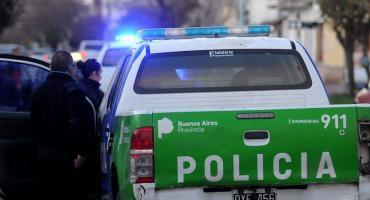 Brutal asesinato a golpes a un hombre en una calle de Melchor Romero