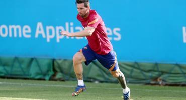 Messi, reelegido capitán del Barcelona para la nueva temporada de España