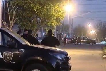 Feroz tiroteo cerca de Rosario deja dos muertes
