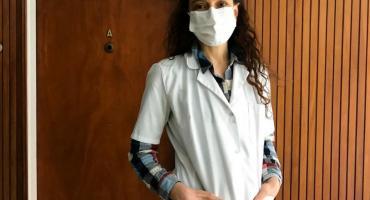 """El dramático relato de una nutricionista infectada dos veces de coronavirus: """"la segunda vez, me demolió"""""""