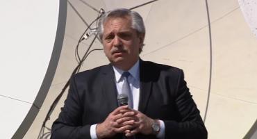 Alberto Fernández volvió a apuntar contra el gobierno de Macri: