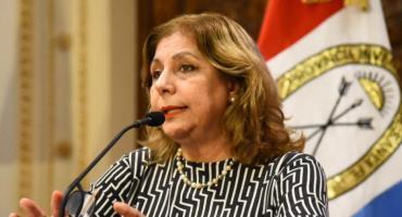 La ministra de Salud de Santa Fe tiene coronavirus