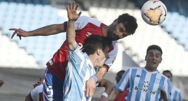 El rodaje uruguayo le pasó factura a Racing en Copa Libertadores