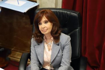 Cristina Kirchner dijo que la situación económica y la incertidumbre son