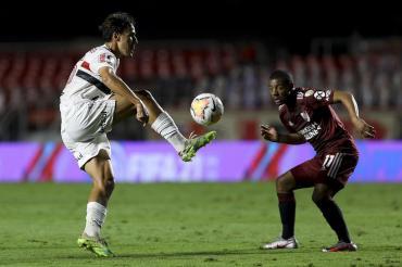 Copa Libertadores: River estaba para ganar, pero con dos goles en contra empató 2 a 2 con San Pablo