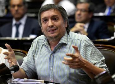 Máximo Kirchner se bajó del PJ bonaerense advirtiendo a los intendentes que armará en sus distritos