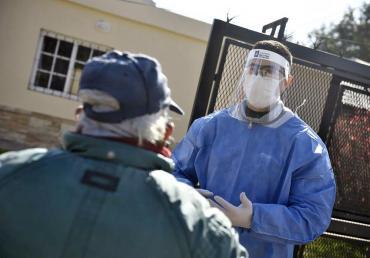 Coronavirus en Argentina: 6 provincias acumularon la mayor cantidad de contagios en los últimos 15 días