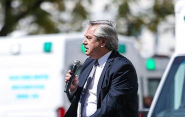 Alberto Fernández anunciará obra del Acuerdo Interprovincial entre Córdoba y Santa Fe