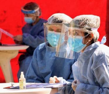 Coronavirus en Argentina: confirmaron 254 muertes y 8.431 infectados en 24 horas, hay 13.053 fallecidos en el país