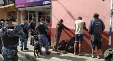Coronavirus en Jujuy: detuvieron a 24 personas por violar la cuarentena