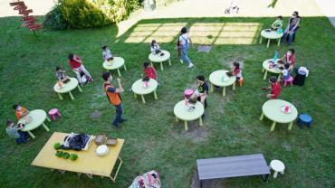 Reunión clave entre Nación y Ciudad para definir las clases presenciales al aire libre