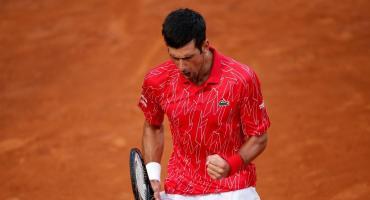 Masters 1000 de Roma: Novak Djokovic ganó la gran final ante un fantástico Diego Schwartzman
