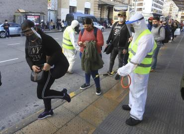Coronavirus en Argentina: récord de 429 muertos y 8.782 nuevos casos en 24 hs., son 640.147 los infectados y hay 13.482 fallecidos