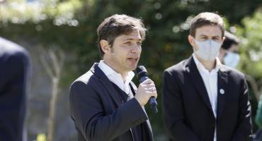 La Provincia: Axel Kicillof dijo que habrá temporada de verano en la costa bonaerense