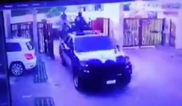 Impactante momento en que las fuerzas federales realizan un golpe al cártel de Sinaloa