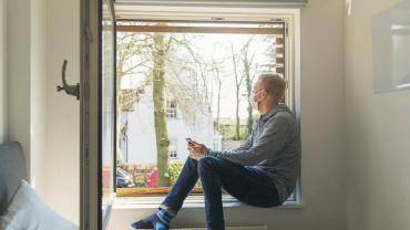 La OMS recomienda abrir las ventanas y usar ventiladores para combatir el coronavirus