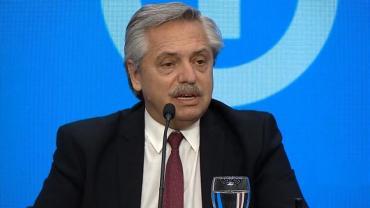 Alberto Fernández en Entre Ríos: