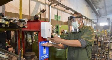 Según el INDEC, la Industria subió 4,5% y la construcción 6,2% a nivel interanual en noviembre