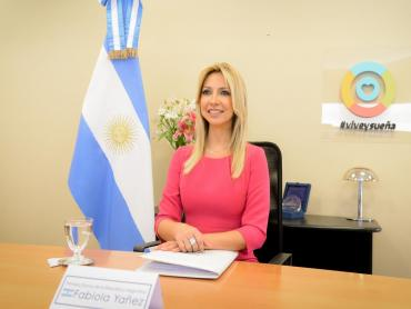 Fabiola Yáñez participó de encuentro de igualdad de género junto a primeras damas latinoamericanas