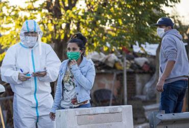 Coronavirus en Provincia de Buenos Aires: Ministerio de Salud reportó 5.600 nuevos contagios