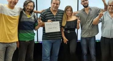Celeste Burgos, protagonista de la escena sexual con el exdiputado Juan Ameri, cerró todas sus redes sociales