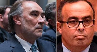 Fiscal pidió rechazar amparo de jueces Bertuzzi y Bruglia para evitar sus traslados por deseo del Gobierno