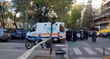 Tiroteo en barrio de Belgrano: un ladrón muerto tras intento de robo a 2 policías retirados