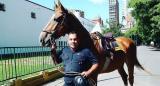 ¿Quién era el policía asesinado Juan Pablo Roldán?