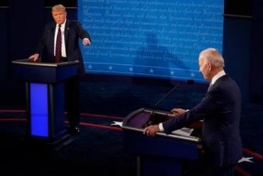 La pandemia provocó uno de los cruces más duros entre los candidatos